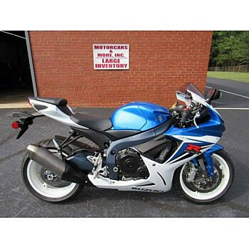 2011 Suzuki GSX-R600 for sale 200639649