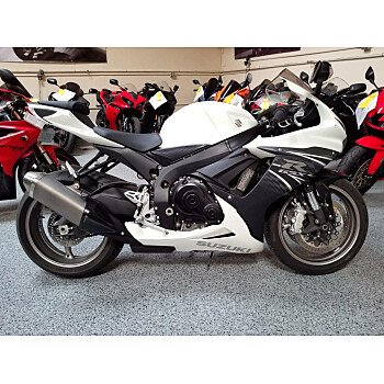 2011 Suzuki GSX-R600 for sale 200652753