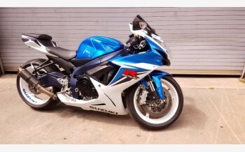 2011 Suzuki GSX-R600 for sale 200815496