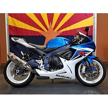 2011 Suzuki GSX-R600 for sale 200821249