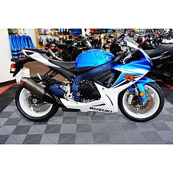 2011 Suzuki GSX-R600 for sale 200869350