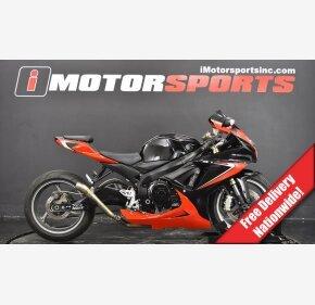 2011 Suzuki GSX-R750 for sale 200699235