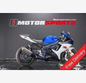2011 Suzuki GSX-R750 for sale 200753835