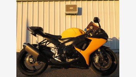 2011 Suzuki GSX-R750 for sale 200845604