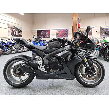 2011 Suzuki GSX-R750 for sale 201002434
