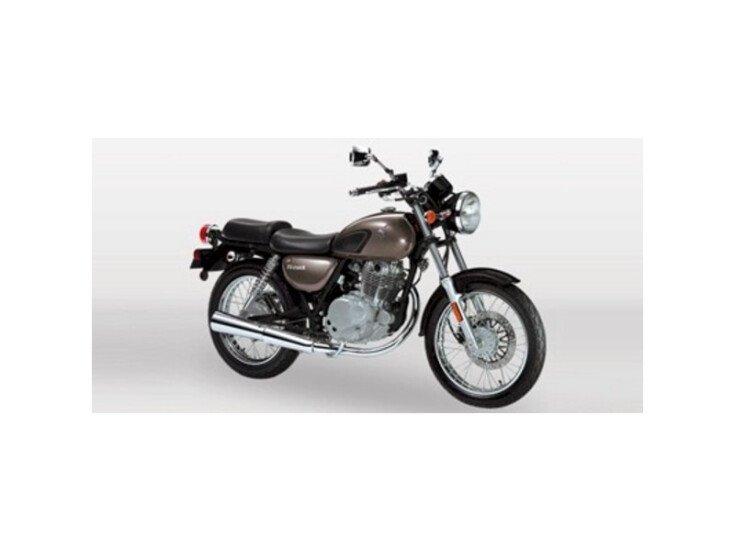 2011 Suzuki TU250 250 specifications