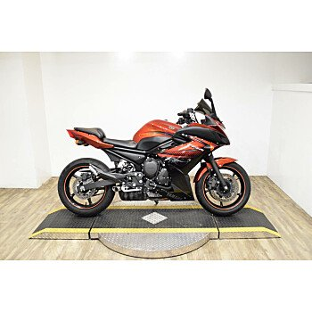 2011 Yamaha FZ6R for sale 200635429