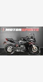 2011 Yamaha FZ6R for sale 201074340