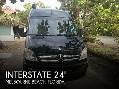 2012 Airstream Interstate for sale 300182175