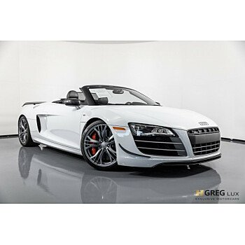 2012 Audi R8 GT Spyder for sale 101054689