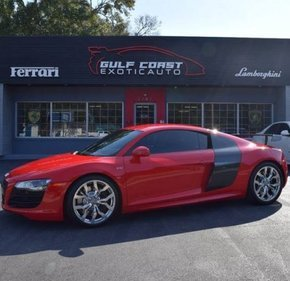 2012 Audi R8 5.2 Coupe for sale 101237635