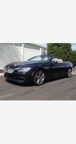 2012 BMW 650i Convertible for sale 101224848