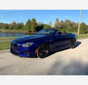 2012 BMW M6 Convertible for sale 101246933