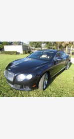 2012 Bentley Continental for sale 101414130