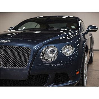 2012 Bentley Continental for sale 101419908