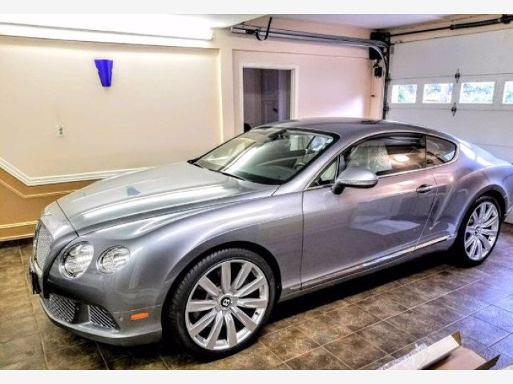 2012 Bentley Continental for sale 101590890