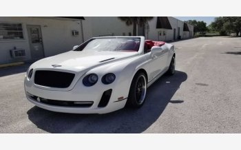 2012 Bentley Continental for sale 101601730