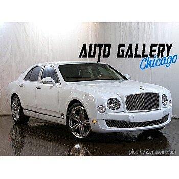 2012 Bentley Mulsanne for sale 101063930