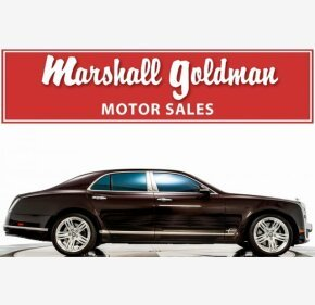 2012 Bentley Mulsanne for sale 101175925