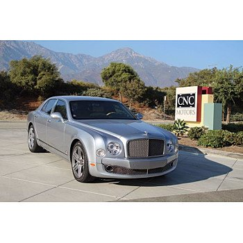 2012 Bentley Mulsanne for sale 101383184