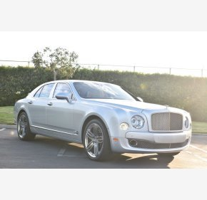 2012 Bentley Mulsanne for sale 101406124