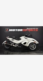 2012 Can-Am Spyder RS-S for sale 200699323