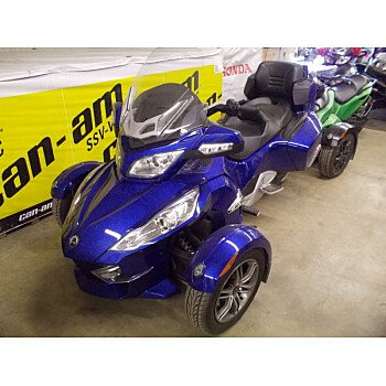 2012 Can-Am Spyder RT for sale 200637637