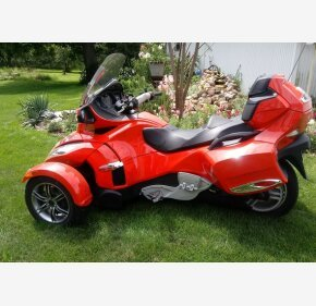 Can-Am Spyder RT-S Motorcycles for Sale - Motorcycles on