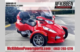 2012 Can-Am Spyder RT-S for sale 200824794