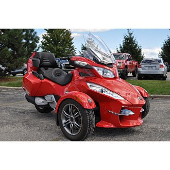 2012 Can-Am Spyder RT-S for sale 200970782