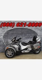 2012 Can-Am Spyder RT for sale 200682062