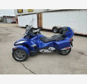 2012 Can-Am Spyder RT for sale 200933635
