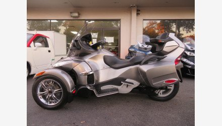 2012 Can-Am Spyder RT for sale 201018210