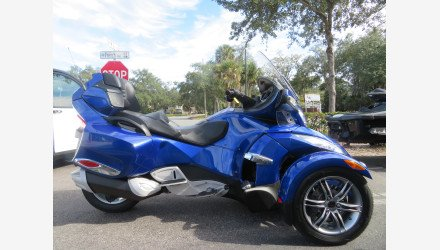 2012 Can-Am Spyder RT for sale 201020934