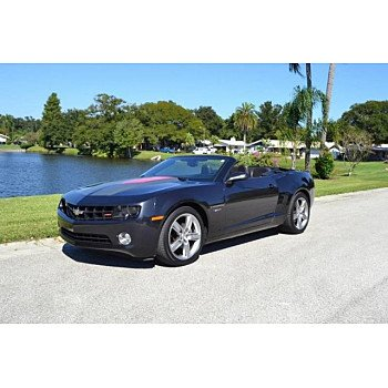 2012 Chevrolet Camaro LT Convertible for sale 101044280