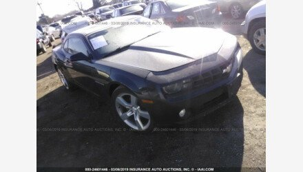 2012 Chevrolet Camaro LT Coupe for sale 101104363