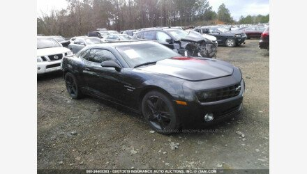 2012 Chevrolet Camaro LT Coupe for sale 101111906