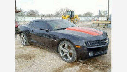 2012 Chevrolet Camaro LT Coupe for sale 101127575