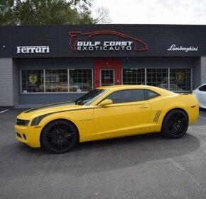2012 Chevrolet Camaro LS Coupe for sale 101269022