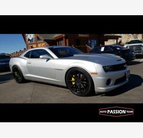 2012 Chevrolet Camaro SS Coupe for sale 101278084