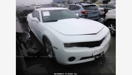 2012 Chevrolet Camaro LS Coupe for sale 101287977