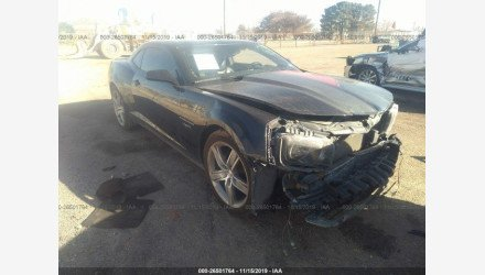 2012 Chevrolet Camaro LT Coupe for sale 101289735