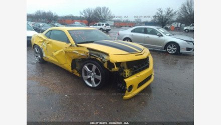 2012 Chevrolet Camaro SS Coupe for sale 101289769