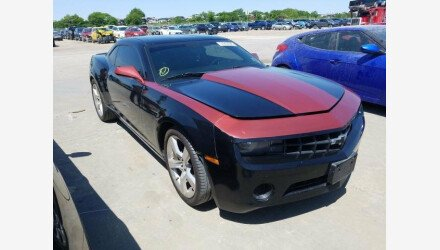 2012 Chevrolet Camaro LS Coupe for sale 101329677