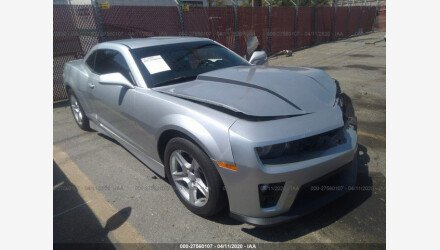 2012 Chevrolet Camaro LS Coupe for sale 101340506