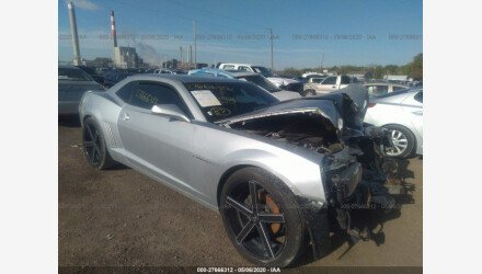 2012 Chevrolet Camaro LS Coupe for sale 101340660