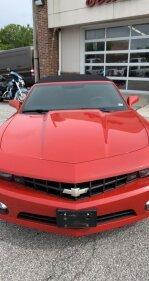 2012 Chevrolet Camaro LT Convertible for sale 101344175