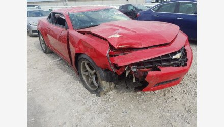 2012 Chevrolet Camaro LS Coupe for sale 101346650