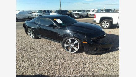 2012 Chevrolet Camaro LT Coupe for sale 101410684