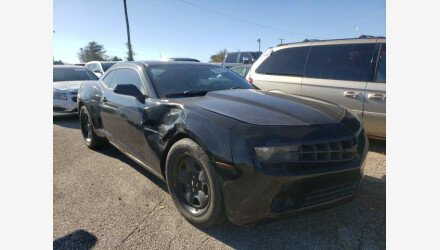 2012 Chevrolet Camaro LS Coupe for sale 101411249